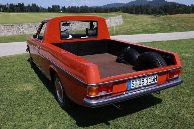 Mercedes-Benz La Pick-up