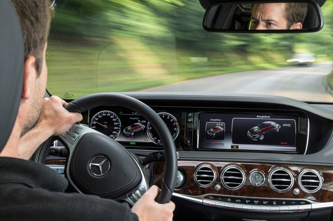 Mercedes-Benz S 500 Hybrid