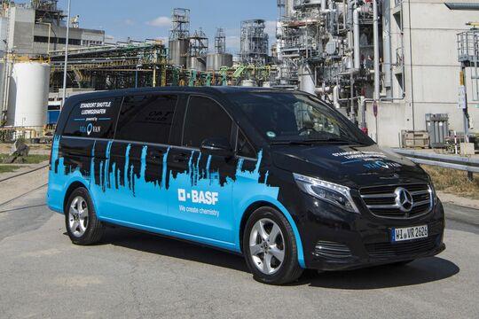 Daimler entwickelt Ridesharing-Konzept fürs Werksgelände