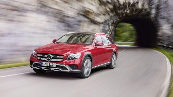 Mercedes E 220 d 4matic All-Terrain 2017