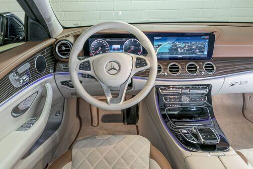 Mercedes E-Klasse 2016