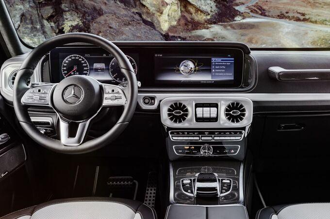 Mercedes G-Klasse 2018