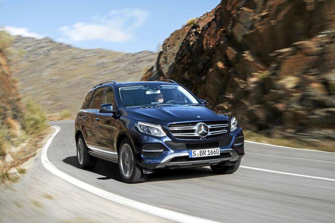 Mercedes GLE 400 4matic 2015