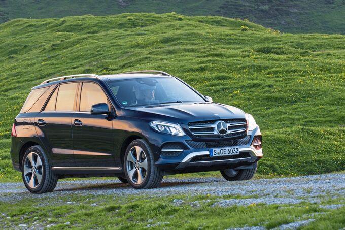 Mercedes M-Klasse/GLE