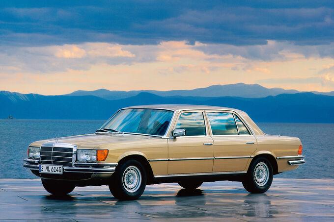 Mercedes W 116
