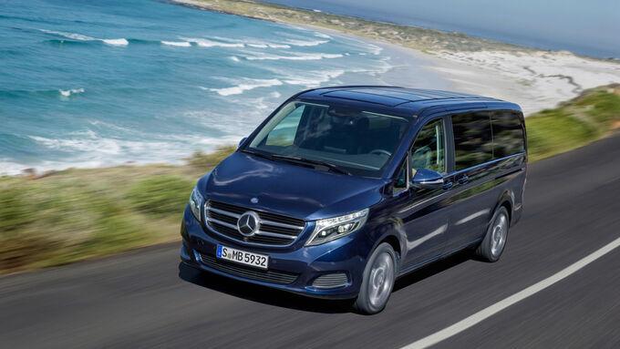 Neue Mercedes V-Klasse