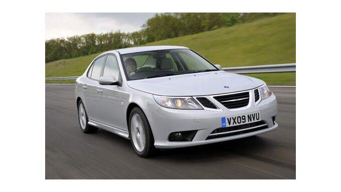 Neue Motoren für Saab