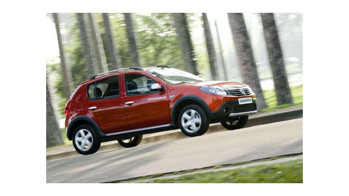 Neuer Dacia Stepway ab 8.319 Euro