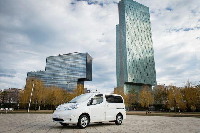 Nissan Evalia 2017
