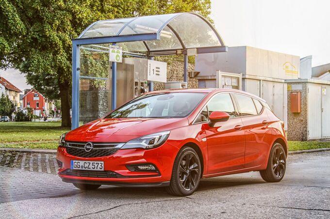 Opel Astra 1.4 Ecotec CNG 2017