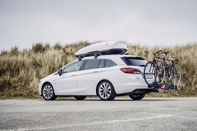 Opel Astra Sports Tourer 1.4 CNG 2016