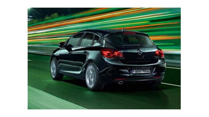 Opel Astra bei Betriebskosten spitze