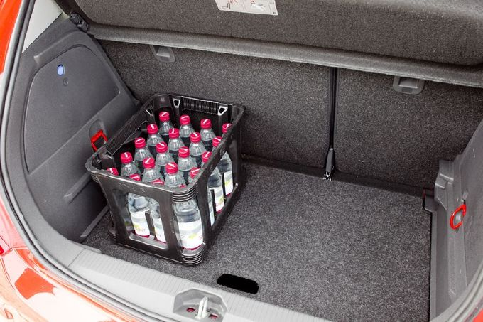 Opel Corsa Kofferraum