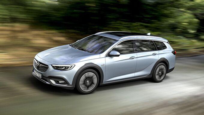 Opel Insignia Country-Tourer 2017