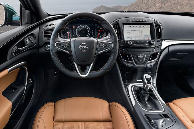 Opel Insignia Infotainment