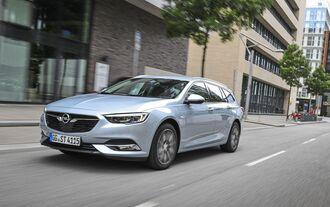 Opel Insignia Sportstourer 2017