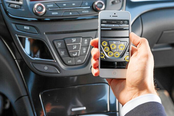Opel Navi 900 Intellilink