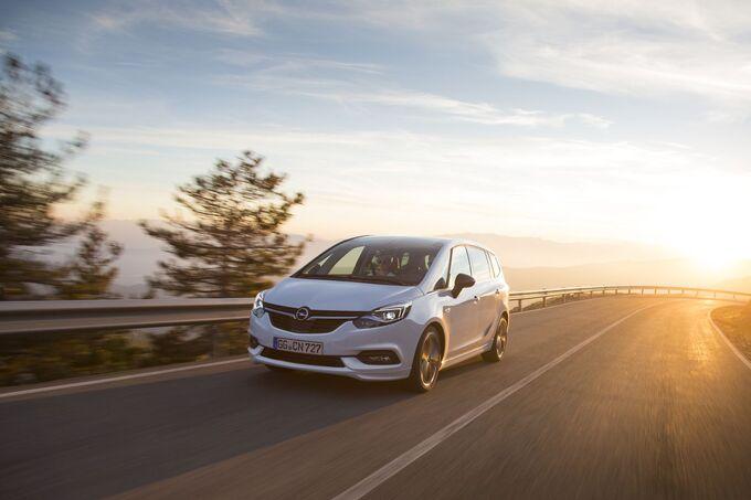Opel Zafira 1.6 DI-Turbo 2016