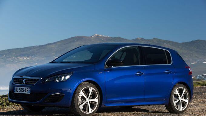 Peugeot 308 Blue HDi 120