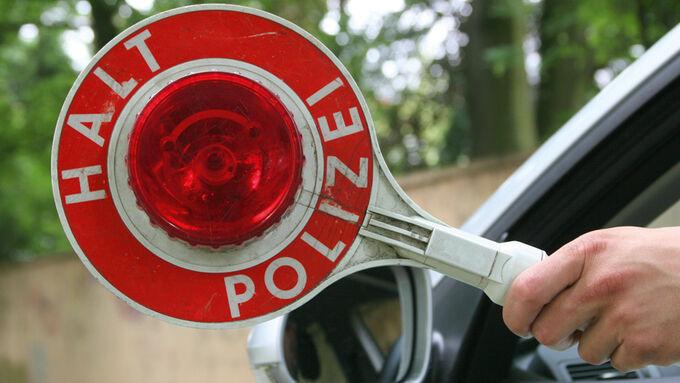 Polizei kann Alkoholsünder zur Blutprobe schicken