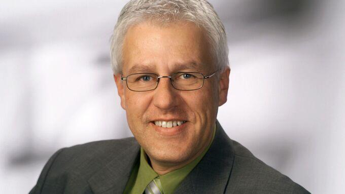 Rainer Klöpfer, Geschäftsführer, Euro Shell, Deutschland, 2014