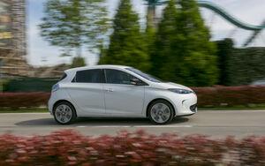 Renault Zoe E-Auto Elektroauto