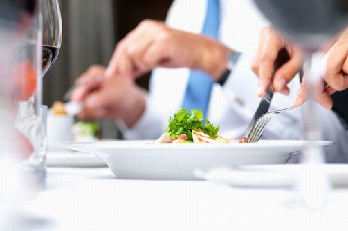 Restaurant, Geschäftsessen, Essen, Gasthaus, Gaststätte