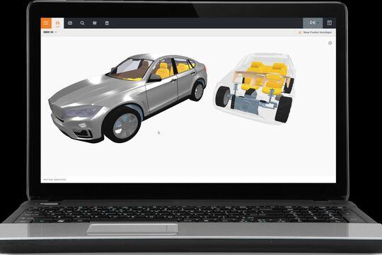 Schadenabwicklung 2.0 bei BMW
