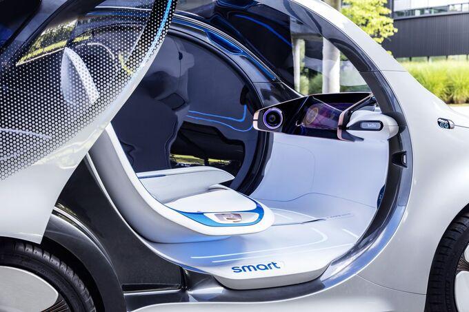 Smart Vision EQ Fortwo 2017