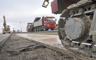 Straßenbau, Infrastruktur