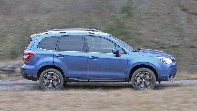 Subaru Forester 2.0 D Automatik