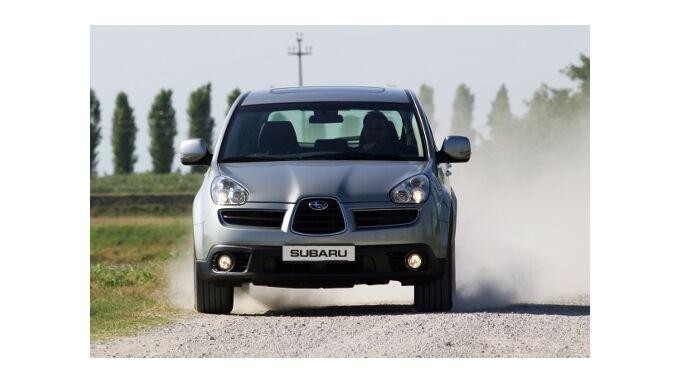 Subaru-Kunden sind am zufriedensten