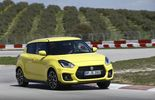 Suzuki Swift Sport 2018,