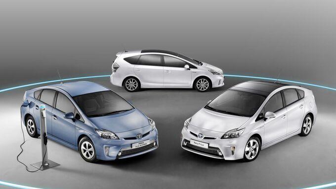 Toyota Prius Auris Hybrid