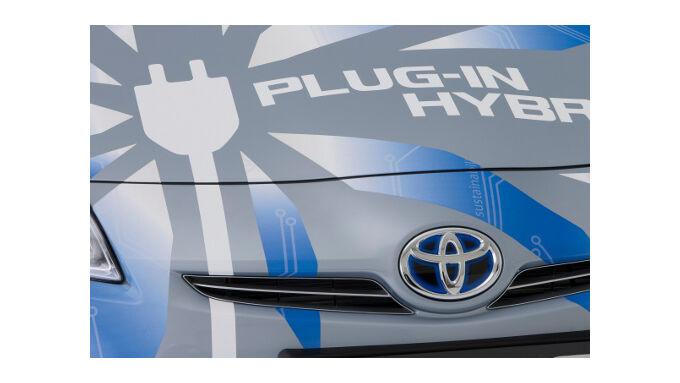 Toyota auf Kooperationstour