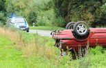 Unfall, Unfallforschung, Bankett, Rumpelstreifen, Polizei, Landstraße