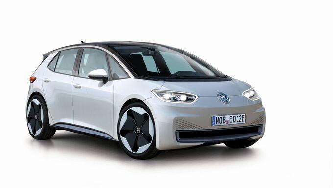 VW I.D. Neo 2019