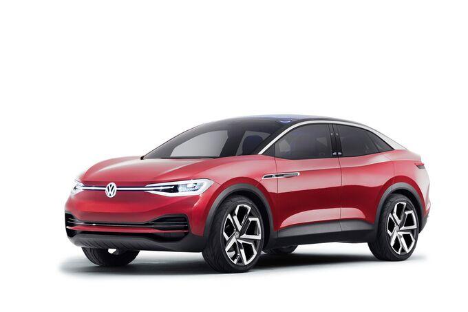 VW ID Crozz 2019