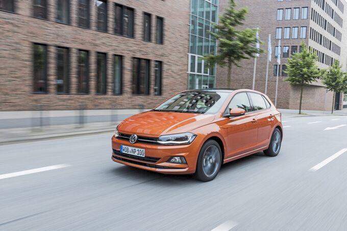 VW Polo 2017