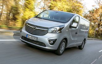 Verbrauchstest Ford Transit, Opel Vivaro