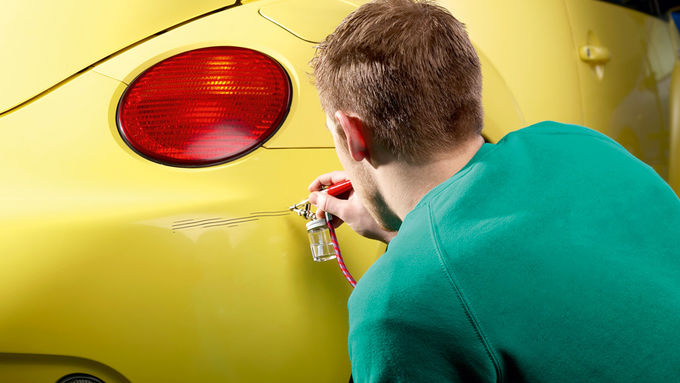 Versicherung, Reparatur, Smart Repair