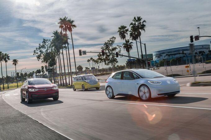Volkswagen Elektro-Zukunft