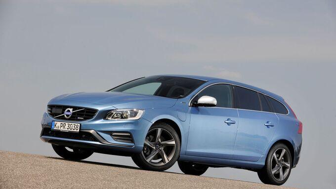 Volvo V60 2.4 D6 Plug-in Hybrid