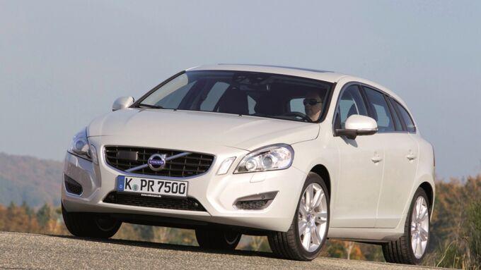 Volvo V60 Hybrid ab 2012