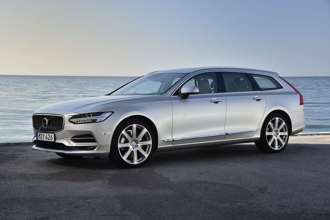 Volvo V90 T8 Twin Engine AWD 2016