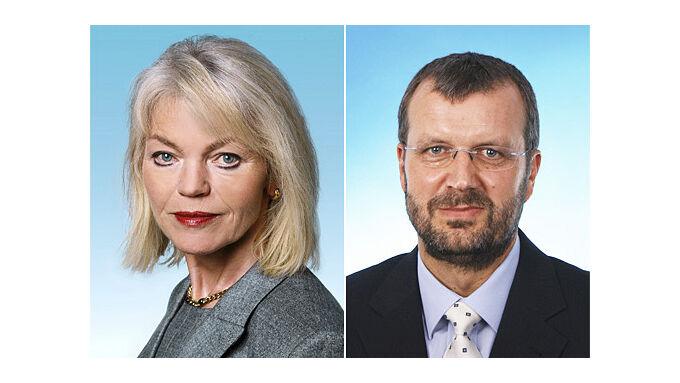 Zwei neue Gesichter bei VW Leasing