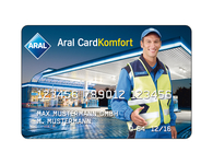 Aral CardKomfort