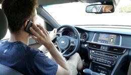 Handyblocker für den Firmenwagen