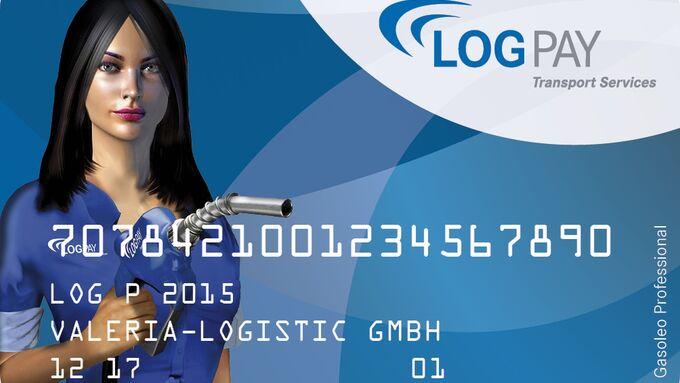 logpay tankkarte